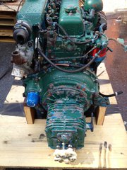 Perkins 4108 M - Engines - Inboard diesel fuel engine